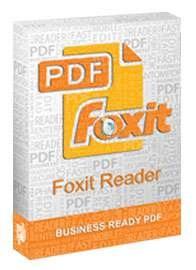 بهترین نرم افزار نمایش فایل پی دی اف Foxit Reader 8.2.1.6871