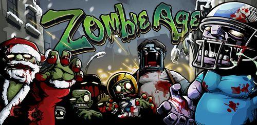 دانلود بازی اندروید زامبی های وحشی Zombie Age 3 v1.1.5