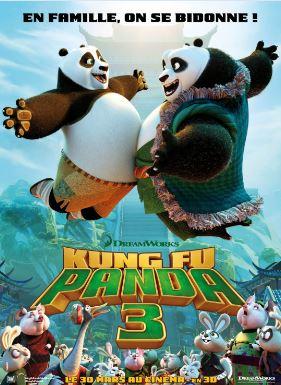 دانلود فیلم پاندای کنگ فو کار Kung Fu Panda 3 2016
