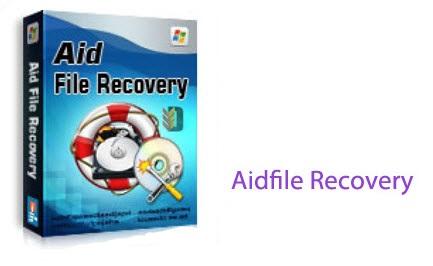 بازیابی اطلاعات با Aidfile Recovery Software Professional 3.6.9.1