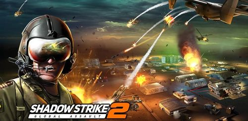 دانلود بازی اندروید  Shadow Strike 2 Global Assault v0.68 + data