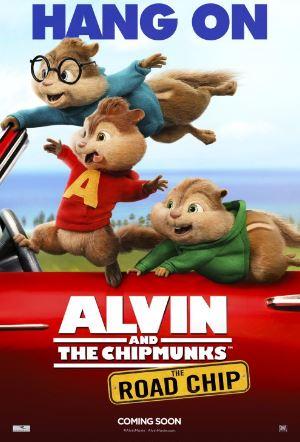 دانلود فیلم Alvin and the Chipmunks: The Road Chip 2015
