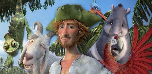 دانلود بازی اندروید Robinson Crusoe : The Movie v1.0.0 + data