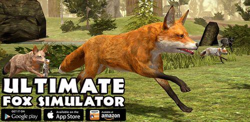 دانلود بازی اندروید Ultimate Fox Simulator v1.0