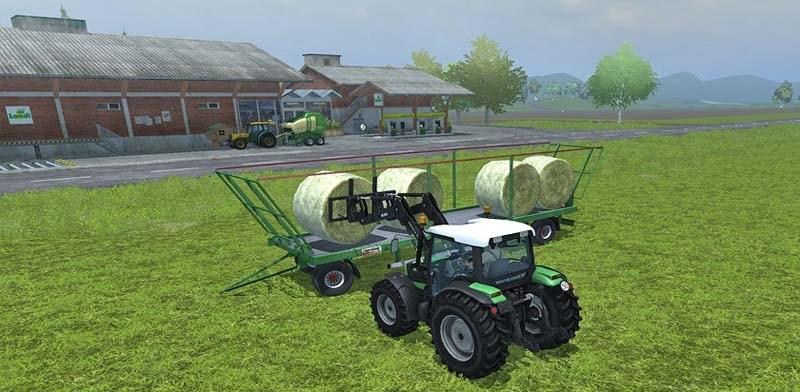 دانلود نسخه فشرده بازی Farming Simulator 2013