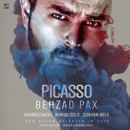 دانلود آلبوم جدید بهزاد پکس بنام پیکاسو