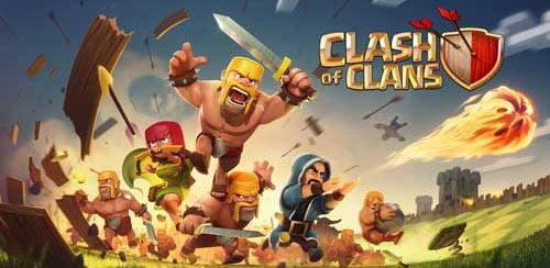 بازی کلش آف کلنز اندروید Clash of Clans v8.116.11