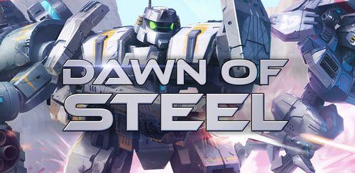 دانلود بازی اندروید Dawn of Steel v1.8.0