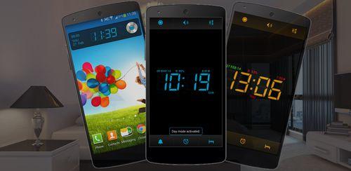 دانلود نرم افزار اندروید Digital Alarm Clock PRO v8.8.2