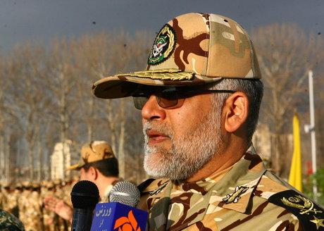 فرمانده نیروی زمینی ارتش: با چهره تازه ای از تهدید روبرو هستیم