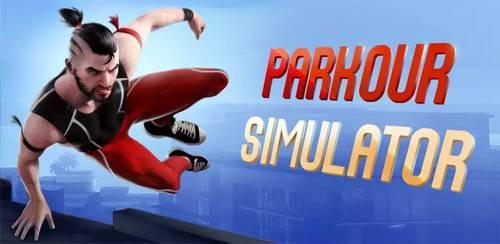 بازی اندروید Parkour Simulator 3D v1.3.14