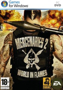 دانلود بازي Mercenaries 2 World In Flames