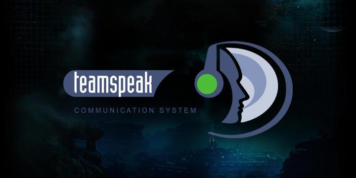 آموزش تصویری اتصال به سرور تیم اسپیک TeamSpeak