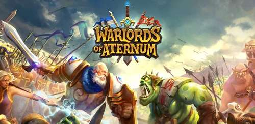 دانلود بازی اندروید Warlords of Aternum v0.38.1