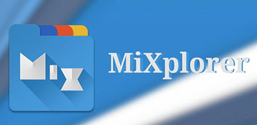 دانلود نرم افزار مدیریت فایل اندروید MiXplorer v6.26.3