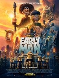 دانلود رایگان فیلم Early Man 2018 با کیفیت HDCAM
