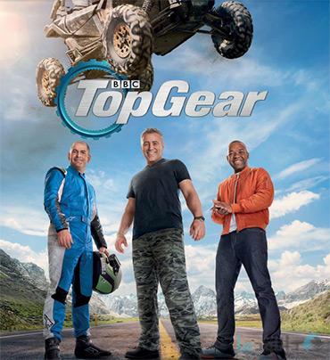 دانلود فصل بیست و پنجم تخت گاز Top Gear S25E03 + Extra Gear S03E02