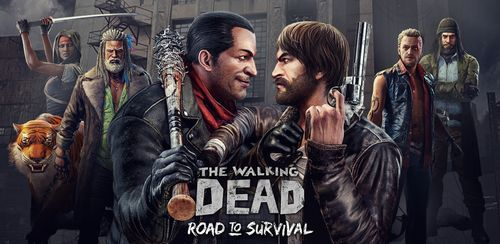 دانلود بازی اندروید Walking Dead Road to Survival v9.3.1.58376 + data