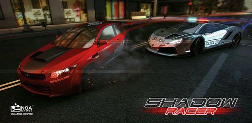 دانلود بازی اندروید Shadow Racer v1.0.7.9 + data