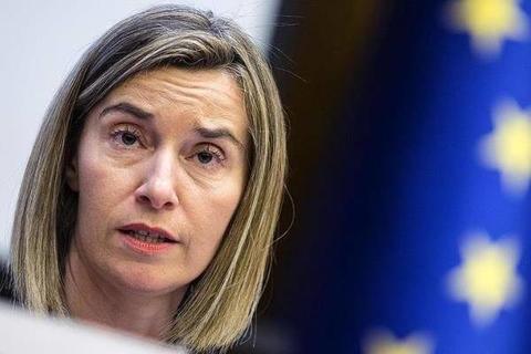 تاکید مجدد موگرینی بر پایبندی اروپا به برجام