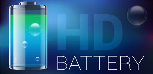 نرم افزار مدیریت باطری گوشی Battery HD Pro v1.67.33
