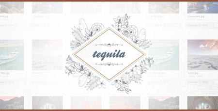 اسکریپت آپلود و اشتراک گذاری Tequila