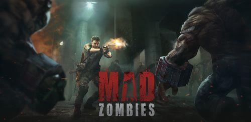 دانلود بازی اندروید MAD ZOMBIES : Free Sniper Games v5.14.0