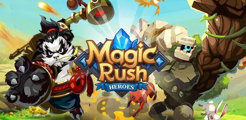 دانلود بازی اندروید Magic Rush: Heroes v1.1.199