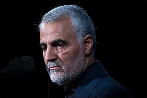 شهادت قاسم سلیمانی و دو سرهنگ سپاه در حملات موشکی اسرائیل به سوریه