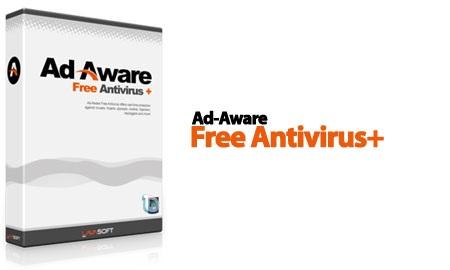 نرم افزار ضد ویروس و ضد جاسوسی Ad-Aware Free Antivirus+ 11.8