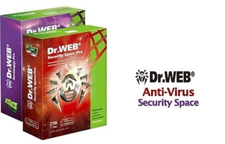 برنامه های امنیتی دکتر وب Dr.Web Security Space & Anti-Virus 11.0.0.10060