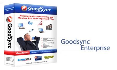 دانلود GoodSync Enterprise 10.9.15.1 – نرم افزار پشتیبان گیری فایل