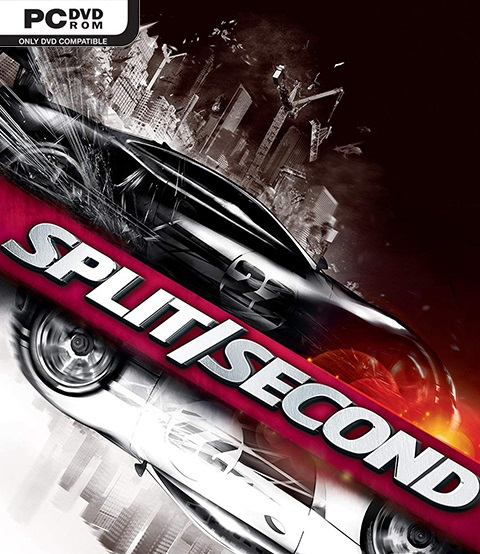 دانلود بازی Split Second برای کامپیوتر