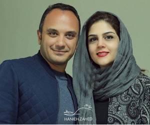 عکس جدید بازیگران به همراه همسرانشان