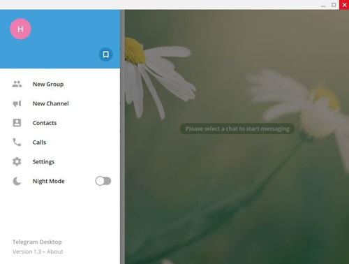 دانلود تلگرام کامپیوتر Telegram Desktop 1.3.0 ضدفیلتر با قابلیت MTProto