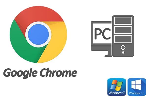 مرورگر گوگل کروم نسخه نهایی Google.Chrome مخصوص کامپیوتر