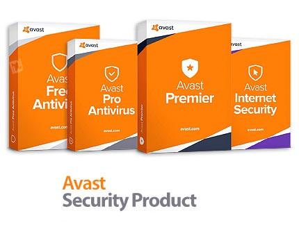 دانلود Avast Premier + Internet Security v19.1.2360 + Free + Pro v18.4.2338.0 - نرم افزار آنتی ویروس اوست