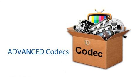 دانلود Advanced Codecs for Windows 7 / 8.1 / 10 v10.9.6 – کدک مالتی مدیا