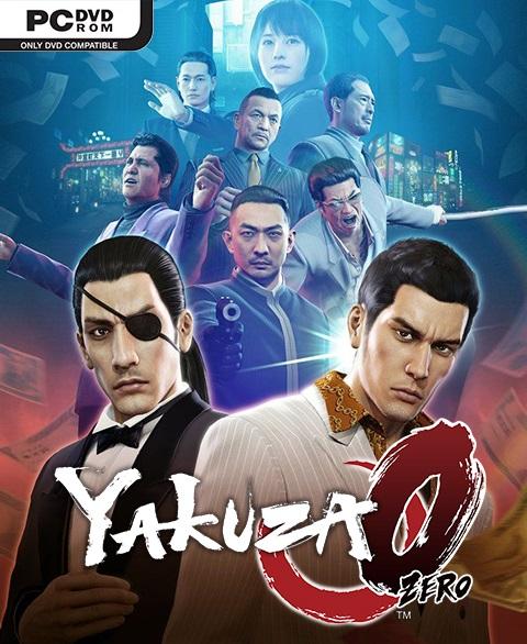 دانلود بازی Yakuza 0 برای کامپیوتر