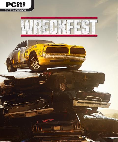 دانلود بازی Wreckfest برای کامپیوتر