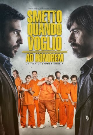 دانلود فیلم I Can Quit Whenever I Want Ad Honorem 2017