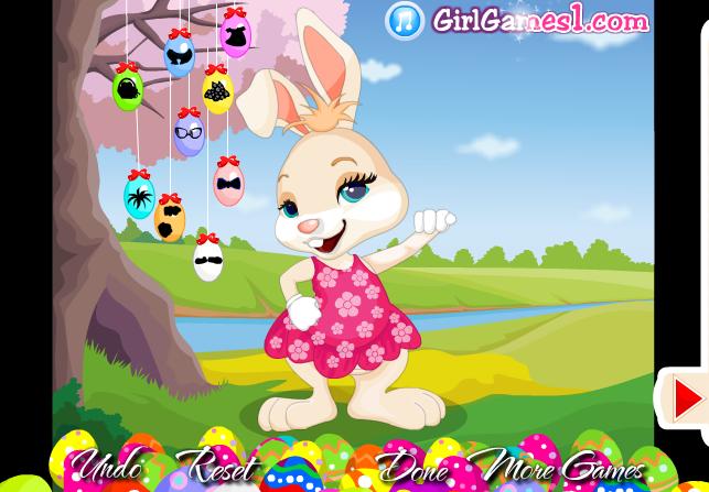 بازی انلاین زیبا سرای خرگوش