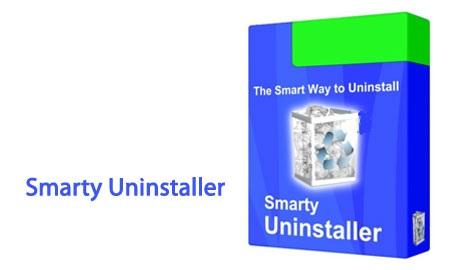 نرم افزار حذف کامل برنامه ها Smarty Uninstaller 4.7.1