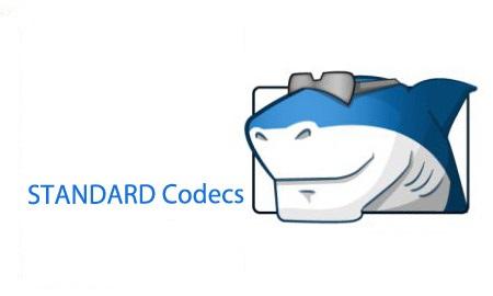 نرم افزار کدک های ویندوز STANDARD Codecs 5.3.5