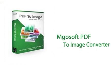نرم افزار تبدیل تصاویر به پی دی اف Mgosoft PDF To Image Converter 10.9.625