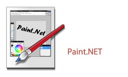 نرم افزار ویرایش عکس های گرافیکی paint.NET 4.0.8