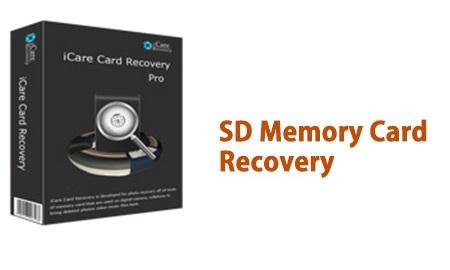 نرم افزار iCare SD Memory Card Recovery 1.1.7 – بازیابی اطلاعات مموری کارت