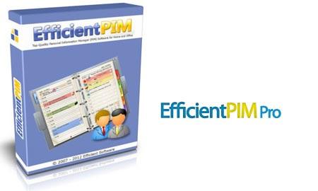 دانلود EfficientPIM Pro 5.50 Build 544 – مدیریت کارهای روزانه