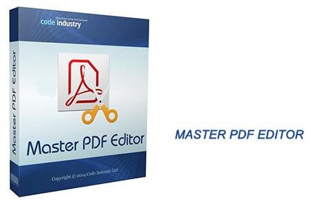 دانلود Master PDF Editor 5.3.00 – نرم افزار مدیریت فایل های پی دی اف
