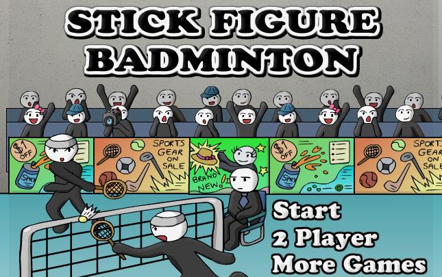 بازی جدید بدمینتون
